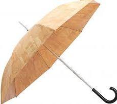 paraguas de corcho extremadura