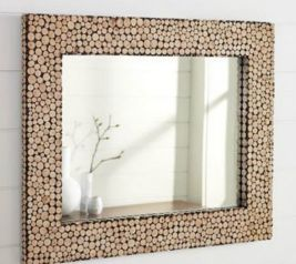#espejo #corcho #interior