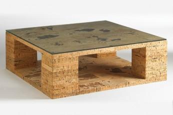 mesa corcho extremadura #corcho #mesas
