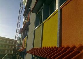 #pintura #corcho #proyectada