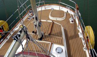 yate corcho extremadura velero