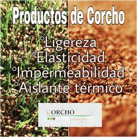 #corcho #construccion #aislamiento