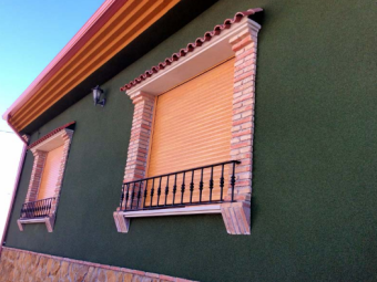 #corcho proyectado #construccion #aislante natural
