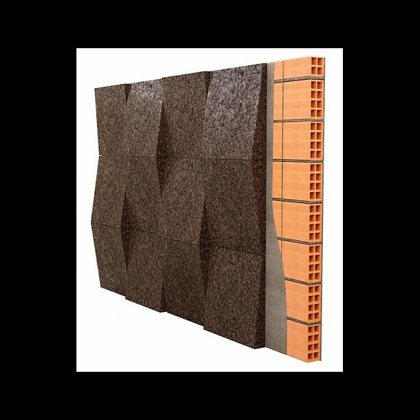 Placas y planchas de corcho aislante térmico