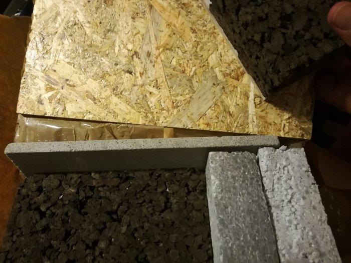 Plancha aislante ecológica especial