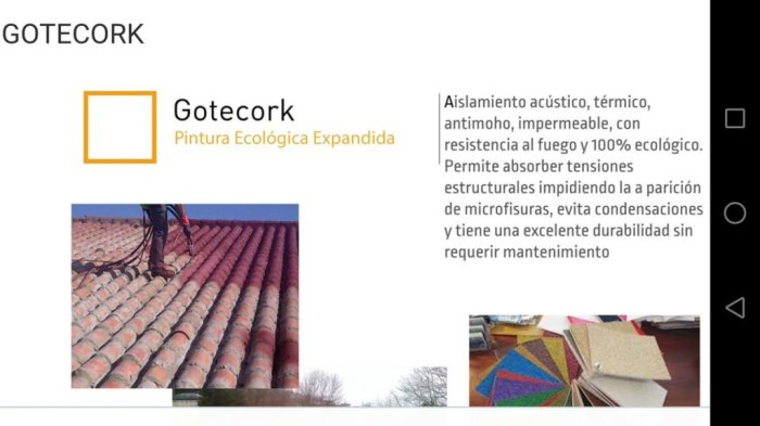 Gotecork   pintura expandida de corcho porque utilizarlo