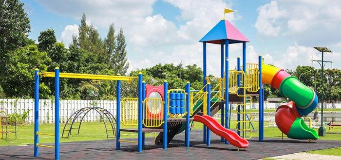 Proyecto con corcho para parques y jardines