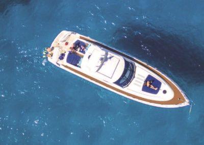 La náutica y el corcho para la protección del mar